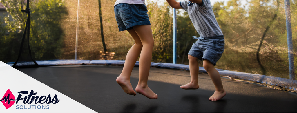 Keeping You Bouncing With Trampoline Replacement and Repairs at Fitness Solutions
