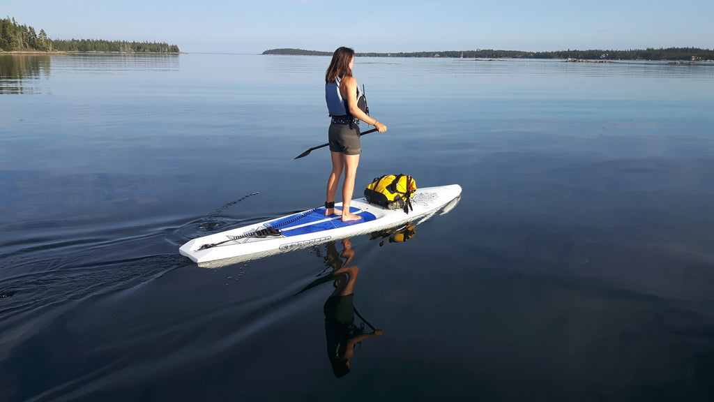 What is there NOT to love about SUP's in Saskatchewan
