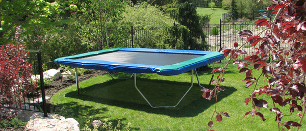 CTM - 11'x17' Rectangle Trampoline