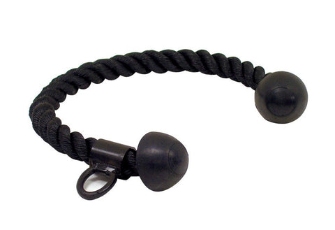 York® Tricep Rope With Rubber End