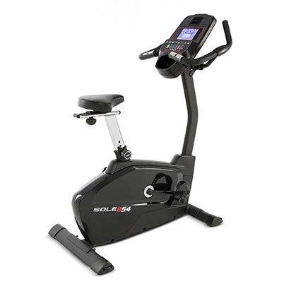 NEW!! Sole Fitness B54 Upright Bike