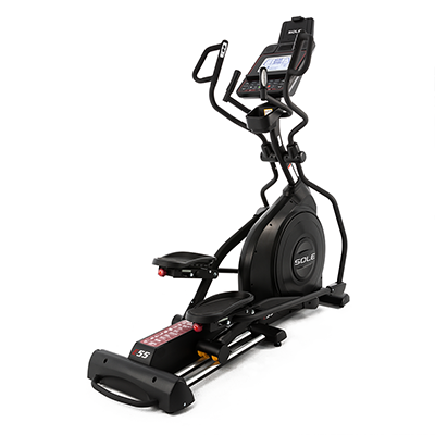 NEW!! Sole Fitness E55 Elliptical