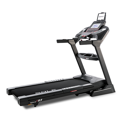 NEW! SOLE Fitness F63 Treadmill