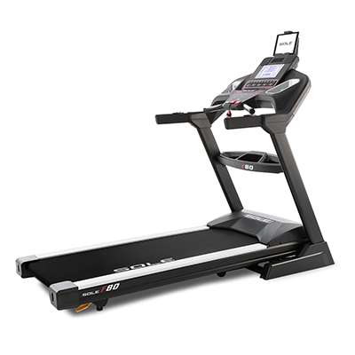 NEW!! Sole Fitness F80 Treadmill