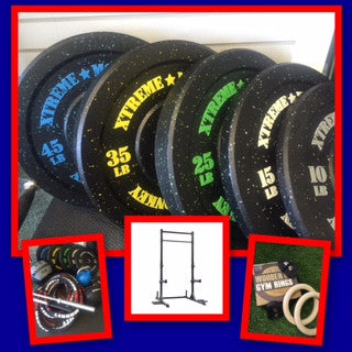 Xtreme Monkey CrossFit Lifter Package