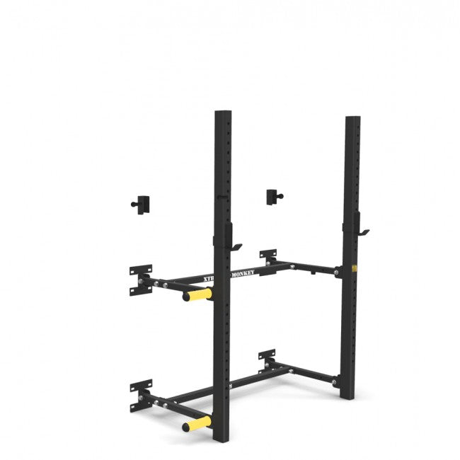 Xtreme Monkey Wall Mounted Fold Up Rack V2