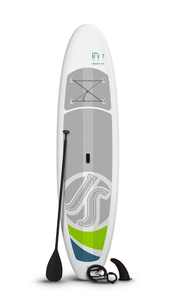 "Jimmy Styks 10'10"" NXT IronHide SUP Package"
