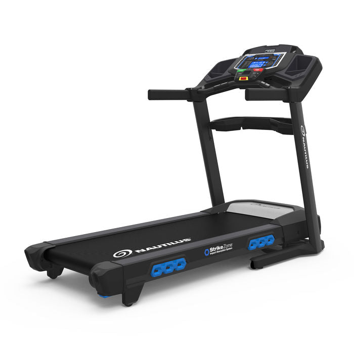 Nautilus Fitness T616 Folding Treadmill