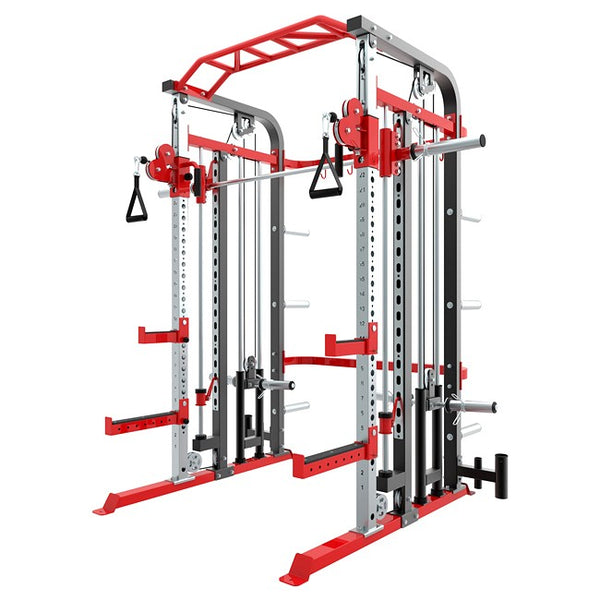 FIT505 POWER RACK, FUNCTIONAL TRAINER & SMITH MACHINE