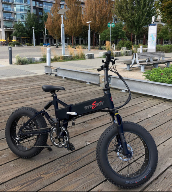 2020 SYNERGY KAHUNA 750W - Folding E-Bike