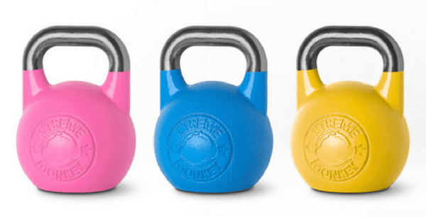Xtreme Monkey Competition KettleBells