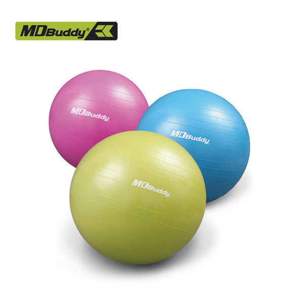MD Buddy Anti-Burst Gym Ball