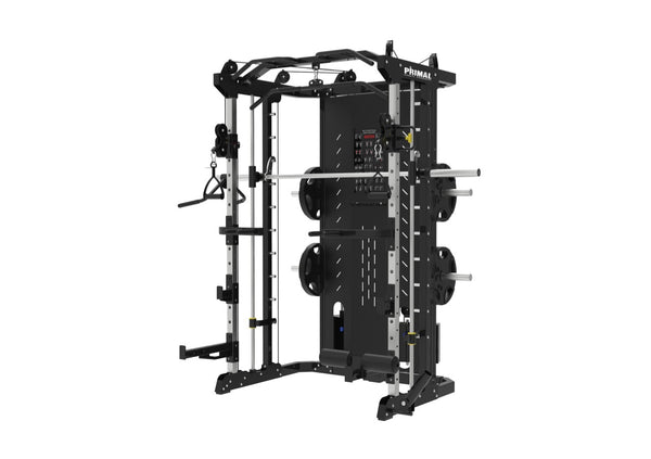 PRIMAL Fitness Functional/Smith Machine