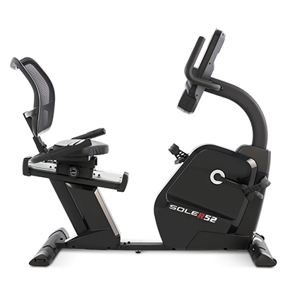 NEW!! Sole Fitness R52 Recumbent Bike