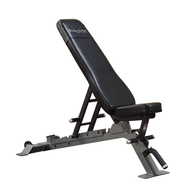 Body Solid Pro Clubline SFID325 Bench