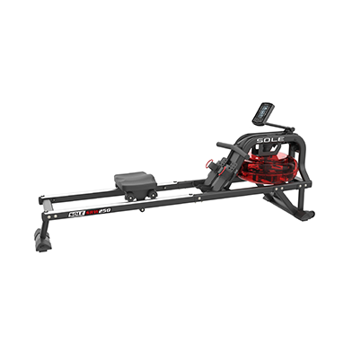SOLE Fitness SRW250 Water Rower