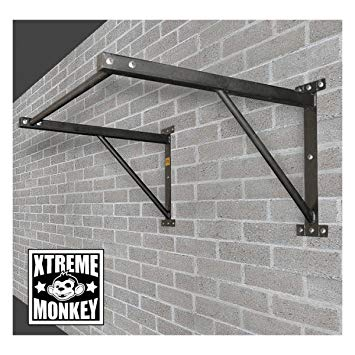 Xtreme Monkey Wall-Mounted Chin-Up Bar