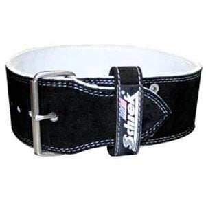 Schiek Single Prong Leather Competition Power Belt