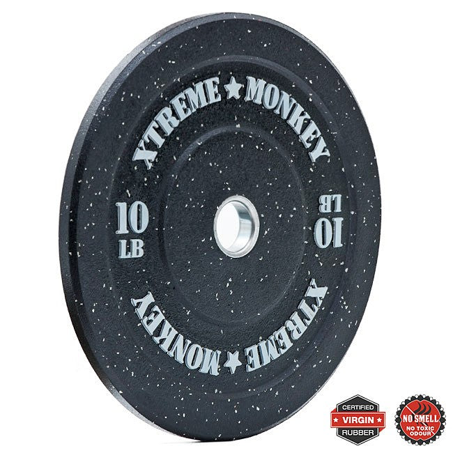 Xtreme Monkey Crumb VIRGIN Rubber Bumper Plate Weight