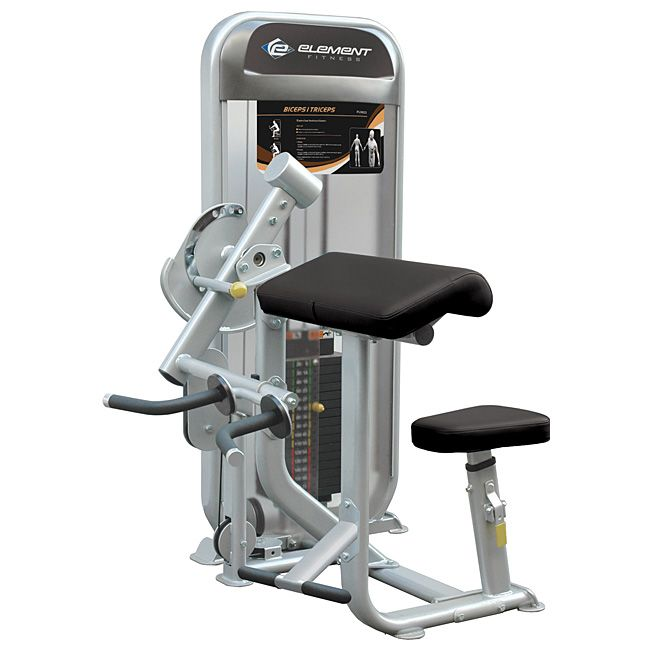 Element Fitness CARBON DUAL 9023 Bicep / Tricep