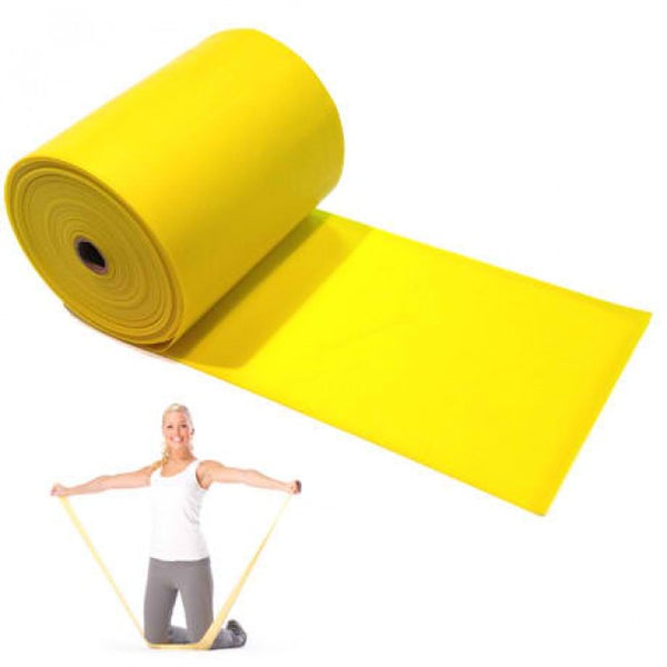 Element Fitness Resistance Bands Roll 82'
