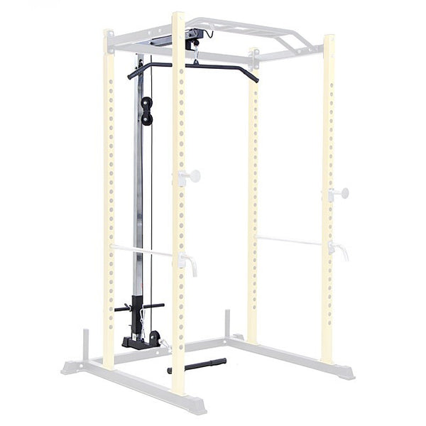 Fit505 Power Rack Lat Pull-Down Attachment Add-On
