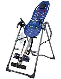 Teeter Hang Ups Folding 860 Contour Inversion Table