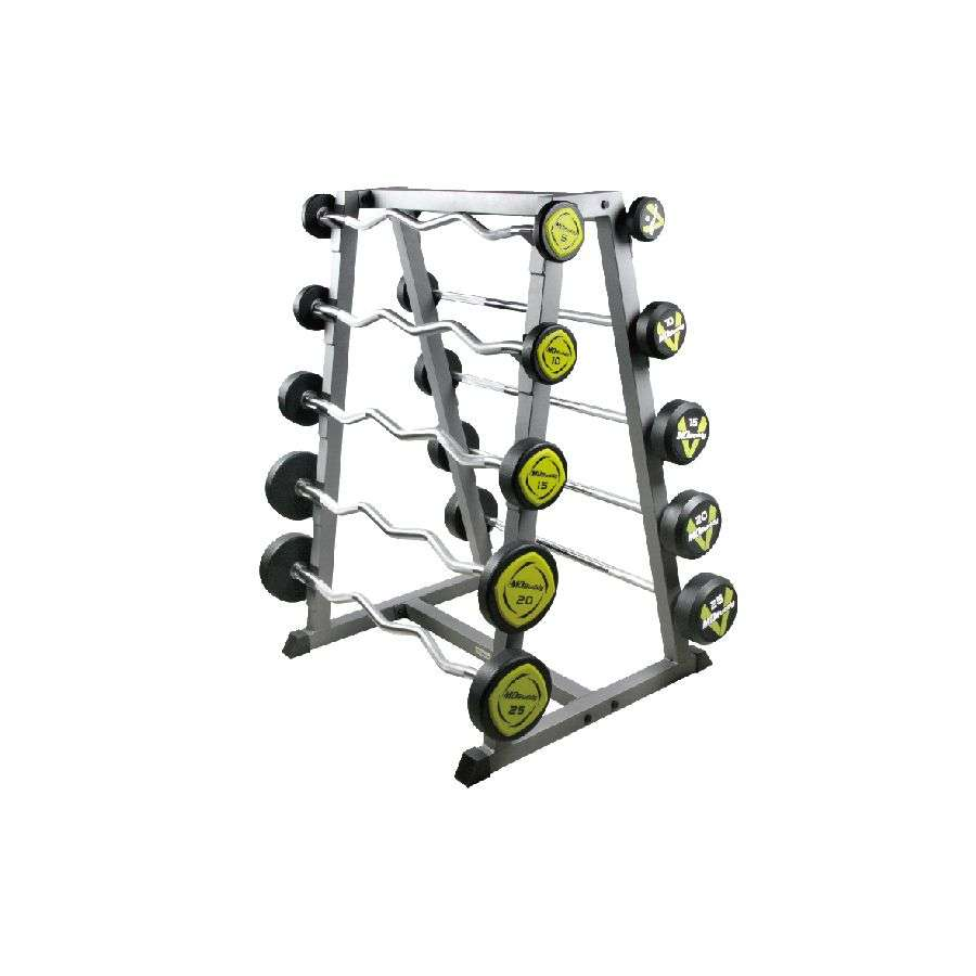 MD Buddy 10 Piece Barbell Rack