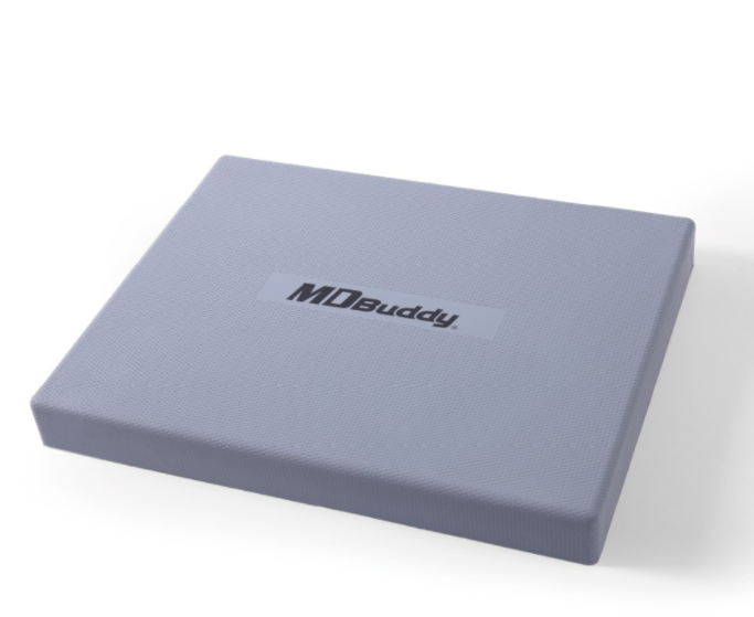 MD Buddy Grey Urethane Balance Pad