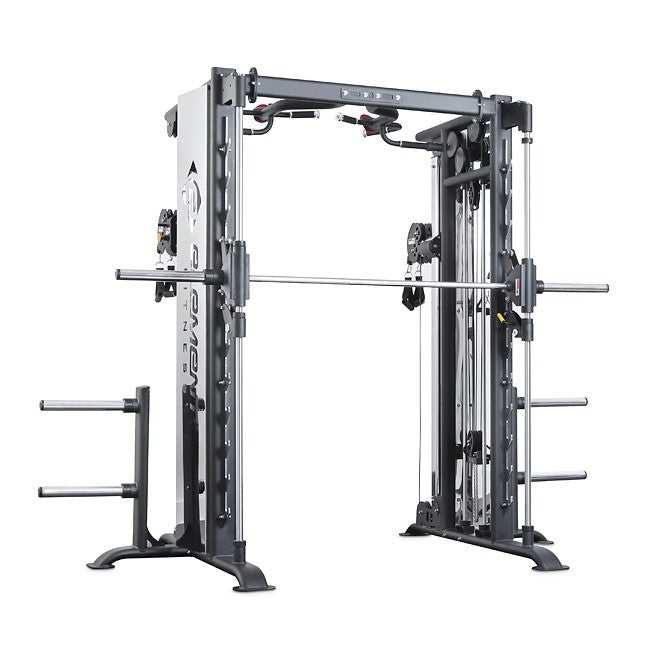 ELEMENT FITNESS THORIUM FS5000 TRAINER/SMITH COMBO
