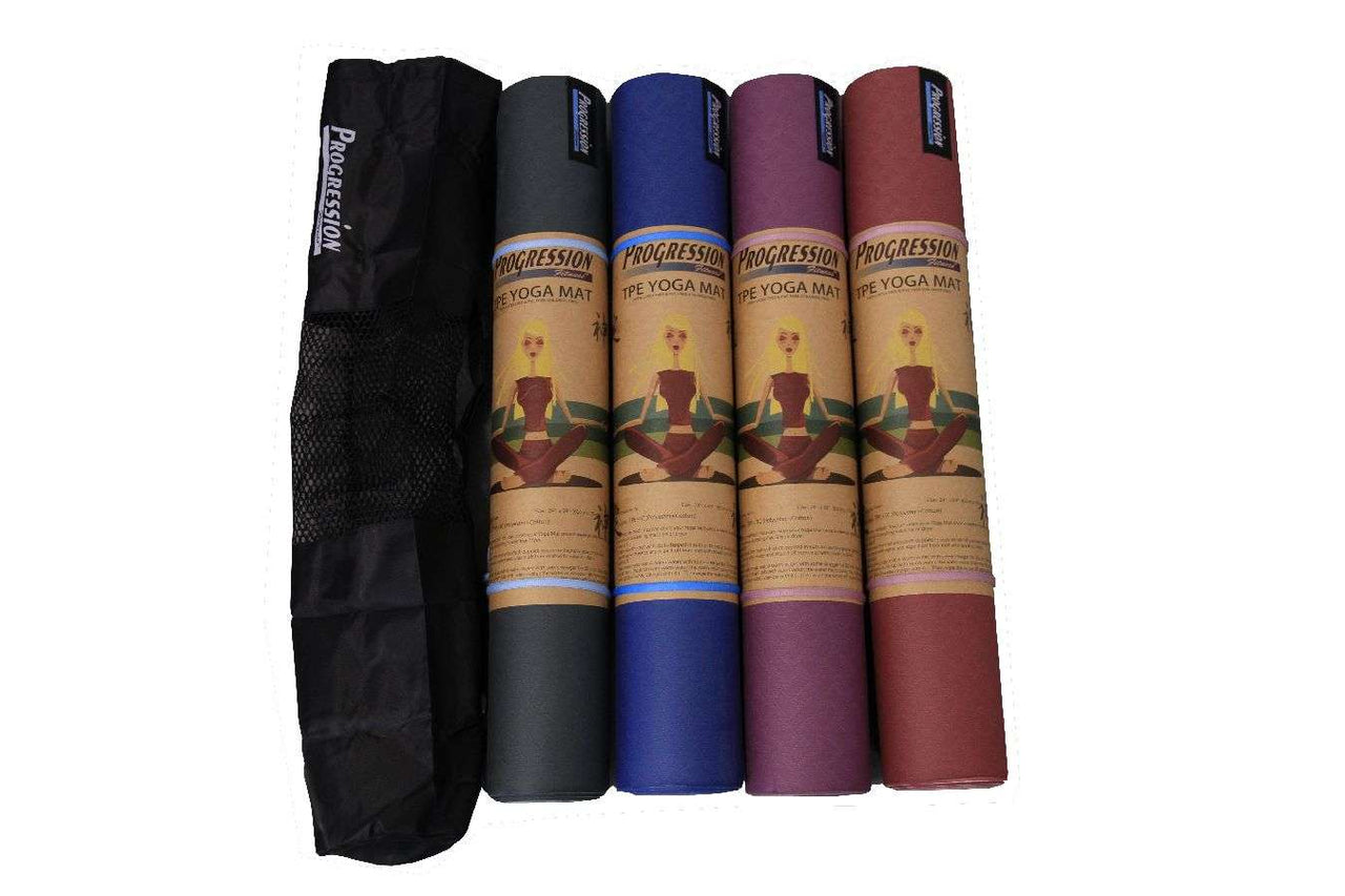 Progression Fitness Yoga Mat