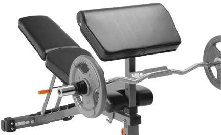 Progression Fitness PFX213 Preacher Curl Attachment