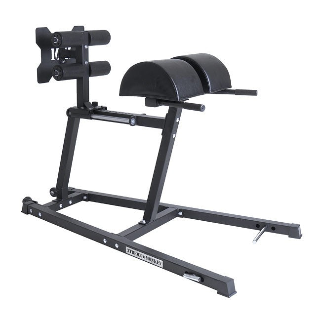 XM Fitness PRO Glute Ham Developer (GHD) Machine