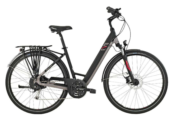 "Easy Motion E-Bike EVO City Wave Pro Medium (19"")"