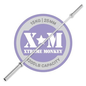 Xtreme Monkey Womens Lifting Bar 1200lbs