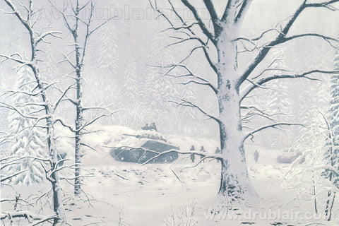 """Christmas in the Ardennes"""
