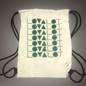 Green Reflective Bag