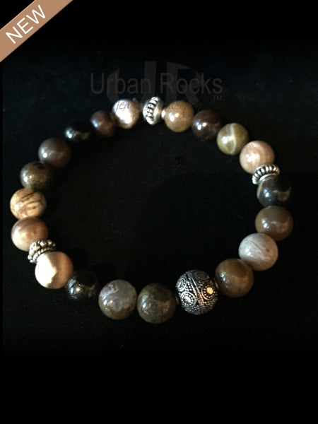 Men's Gemstone Bracelets