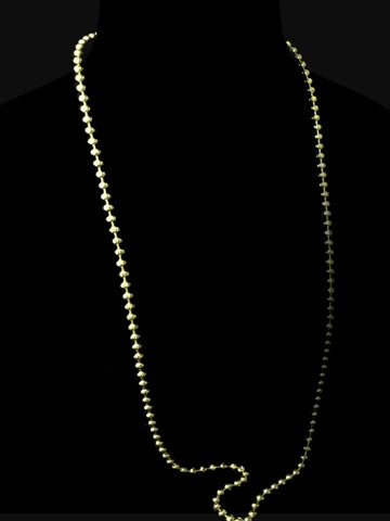 Gold Medium Layering Necklace