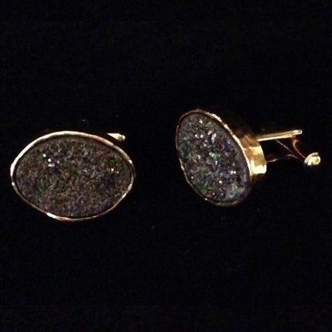 Men's Cufflinks Oval