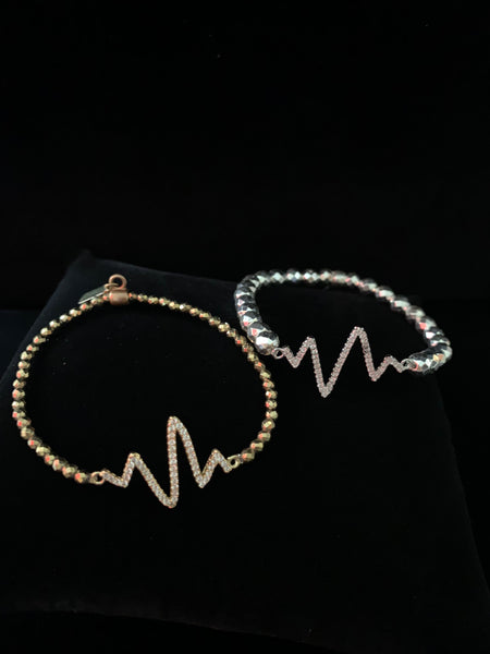 Heartbeat Bracelet of Love