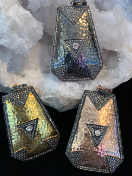 Pendants Black Diamond