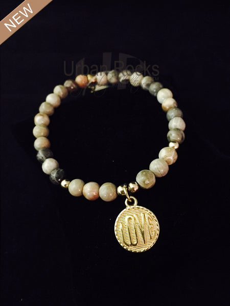 Light Multistone Love Bracelet