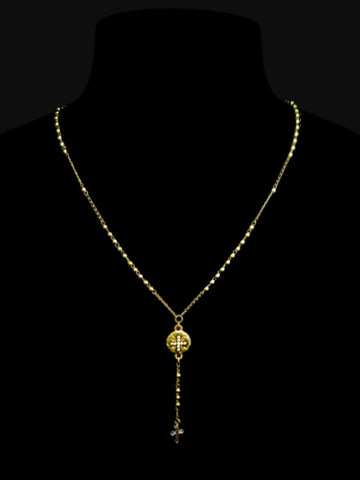 Vermeil Gold Necklace
