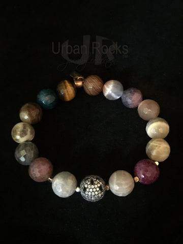 Beautiful Gemstone Bracelet