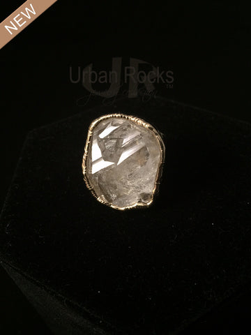 Rock Crystal Ring