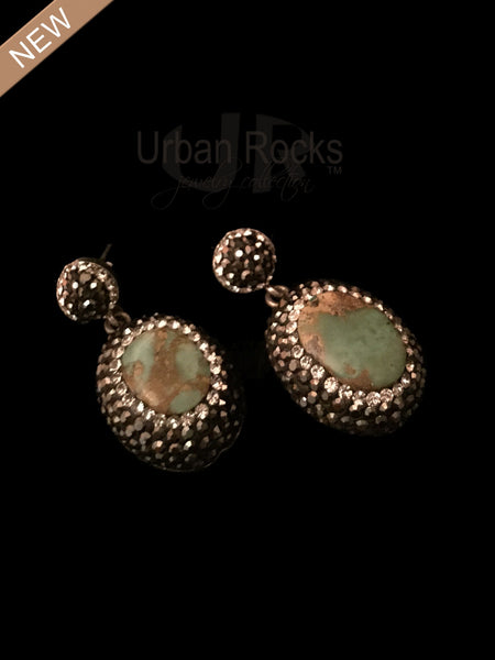 Turkish Turquoise Earrings