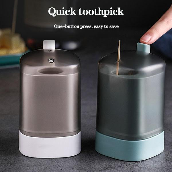 (50% OFF)Automatic Pop-up Toothpick Box