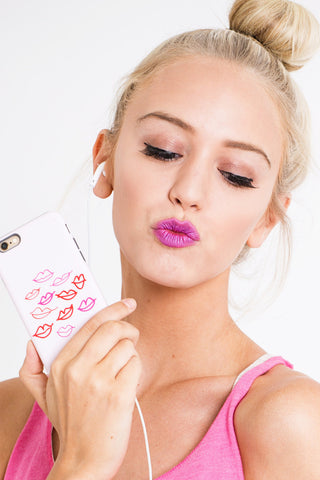 Kiss Me Phone Case