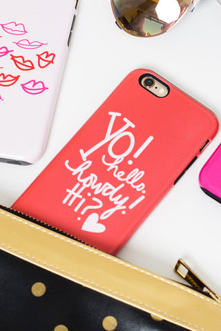 YO! Phone Case